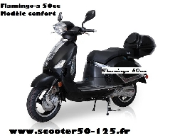 Scooter occasion : ZNEN Flamingo-s 50