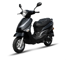 Scooter occasion : ZNEN Jet 50 City Look