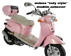 Scooter occasion : ZNEN milano 50 lady style
