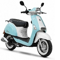Scooter occasion : NECO Lola 50 TOP CASE