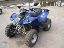 Quad occasion : POLARIS Phoenix 200
