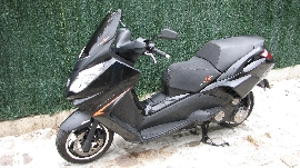 Scooter occasion : PEUGEOT Satelis 125 BLACK SAT COMPRESSOR EXECUTIVE ABS