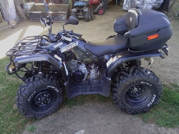 Quad occasion : YAMAHA Grizzly 350 2x4