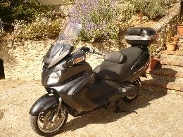 Scooter occasion : SUZUKI Burgman 650 EXECUTIVE ABS