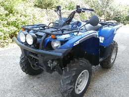 Quad occasion : YAMAHA Grizzly 700