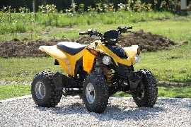 Quad occasion : CAN-AM BOMBARDIER DS 250