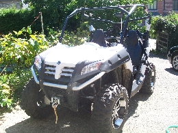 Buggy / SSV occasion : CFMOTO Terracross 625 Z6
