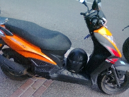 Scooter occasion : KYMCO Agility 50 RS