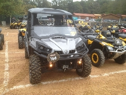 Buggy / SSV occasion : CAN-AM Commander 1000 limited