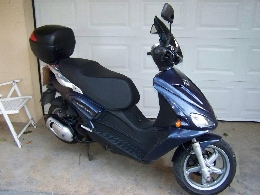 Scooter occasion : RENAULT Kouranos 125