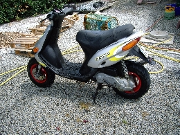 Scooter occasion : GILERA Stalker 50
