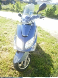 Scooter occasion : MBK Skyliner 125