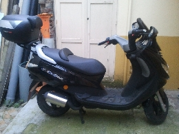 Scooter occasion : PEUGEOT Elystar 50