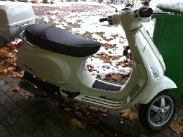 Scooter occasion : VESPA S 50