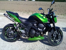 Moto occasion : KAWASAKI Z 750 ABS Monster Energy