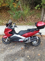 Scooter occasion : GILERA GP 800