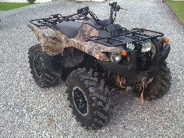Quad occasion : YAMAHA Grizzly 700 EFI