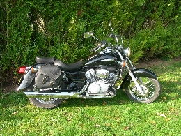 Moto occasion : HONDA Shadow 125