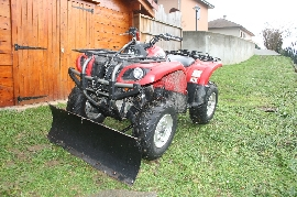 Quad occasion : YAMAHA Grizzly 660