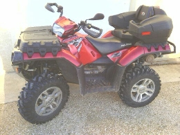 Quad occasion : POLARIS Sportsman 850 xp