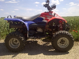 Quad occasion : POLARIS Scrambler 500 4x2