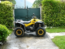 Quad occasion : CAN-AM BOMBARDIER Renegade 800 XX c