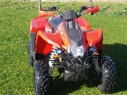 Quad occasion : POLARIS Scrambler 500
