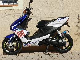 Scooter occasion : YAMAHA Aerox 50 Valentino ROSSI FIAT
