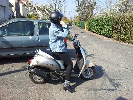Scooter occasion : KYMCO Sento 50