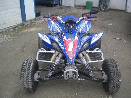 Quad occasion : YAMAHA YFZ 450 R injection