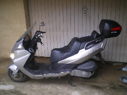 Scooter occasion : DAELIM S2 125