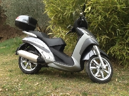 Scooter occasion : PEUGEOT Geopolis 125