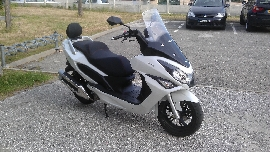 Scooter occasion : DAELIM S3