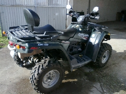 Quad occasion : CAN-AM BOMBARDIER Outlander 400 HO MAX