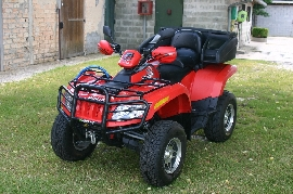 Quad occasion : ARCTIC CAT TRV 550