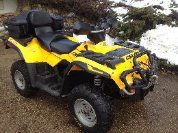 Quad occasion : CAN-AM BOMBARDIER Outlander 400 Max xt