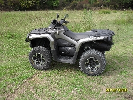Quad occasion : CAN-AM BOMBARDIER Outlander 1000 xt
