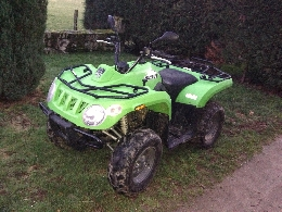 Quad occasion : ARCTIC CAT 400