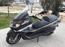 Scooter occasion : PIAGGIO X10 350 EXECUTIVE ABS