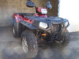 Quad occasion : POLARIS Sportsman 850 XPS