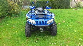Quad occasion : ARCTIC CAT 700 GT FIS PS H1  -  2x4  -  4x4