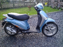 Scooter occasion : PIAGGIO Liberty 50