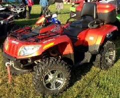 Quad occasion : ARCTIC CAT 700 TRV Cruiser EFI