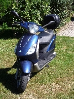 Scooter occasion : PIAGGIO Fly 125