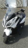 Scooter occasion : KYMCO Dink Street 300