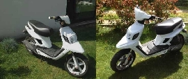 Scooter occasion : MBK Booster Spirit 50 BCD