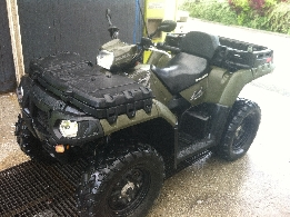 quad polaris 4×4 occasion