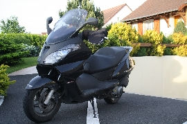 Scooter occasion : APRILIA Atlantic 125 S