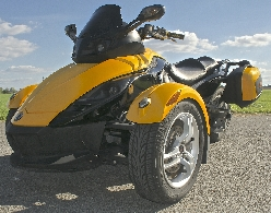Moto occasion : CAN-AM Spyder RS 1000 SM 5