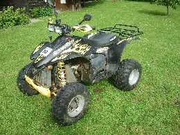 Quad occasion : POLARIS Scrambler 500 4x4